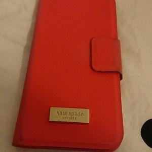 KATE SPADE IPhone 6 case.